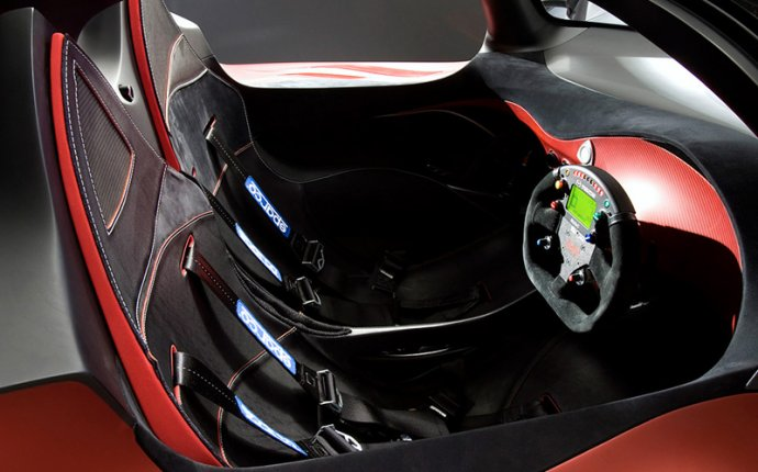 2008 Mazda Furai Concept - характеристики, фото, цена
