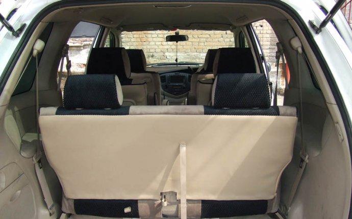 Авточехлы на Mazda MPV / Готовые чехлы на иномарки / Оптом