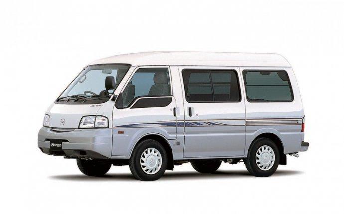 Автомобиль Mazda Bongo 2-1997 года. Технические характеристики