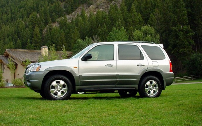 Автомобиль Mazda Tribute 2-2007 года. Технические
