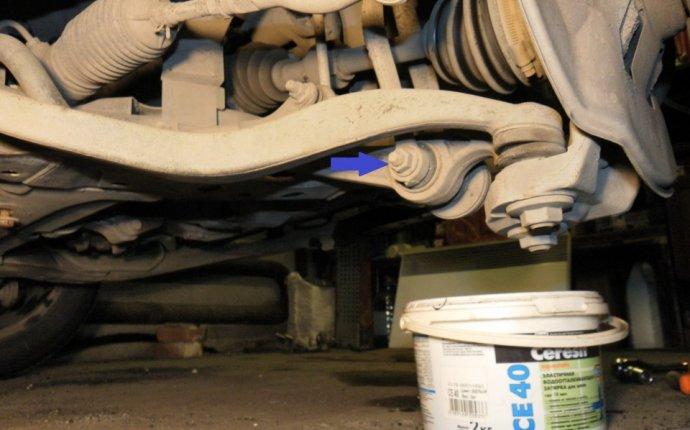 FAQ: Инструкция по снятию передней подвески (нижнего поперечного