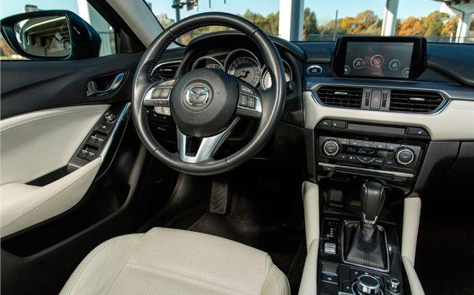 Фото Mazda 6 - фотографии, фото салона Mazda 6, рестайлинг