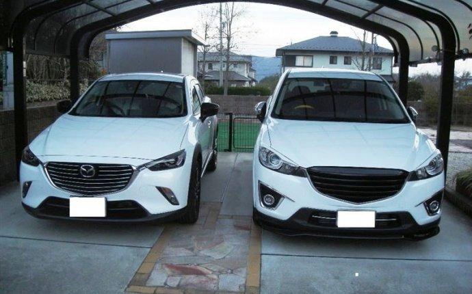 фото сравнение mazda cx-5 и cx-3 — бортжурнал Mazda CX-5 руссояп