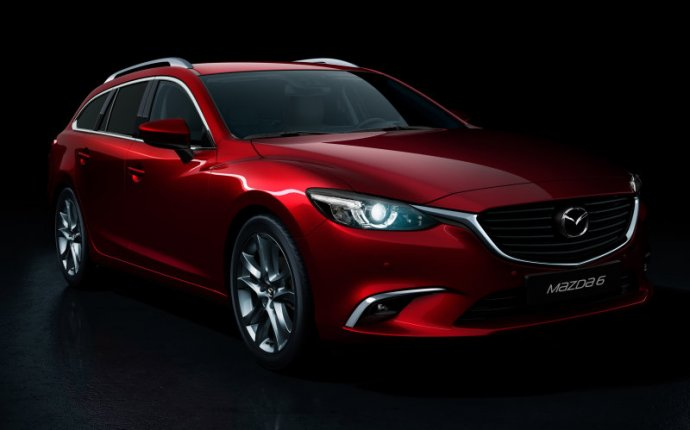 Фотографии автомобилей Mazda 6 / Мазда 6 (2015 - ) Универсал