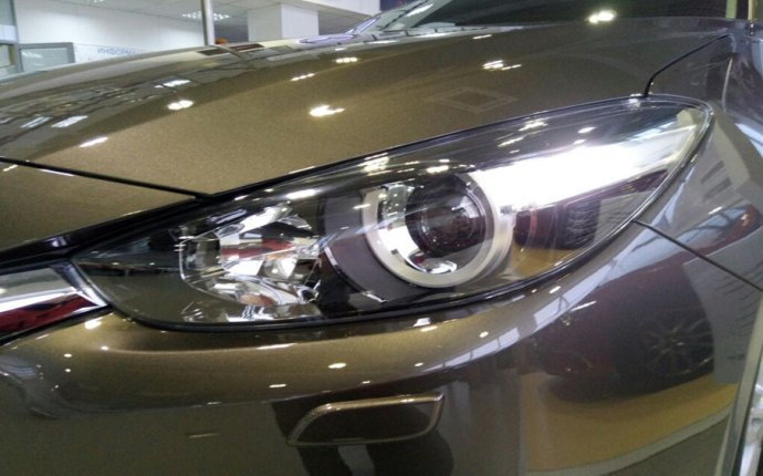 Габаритные огни: W5W Sirius и автомобили Mazda. — Фактор света