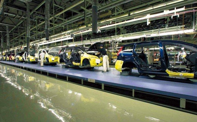 Где собирают автомобили Mazda?