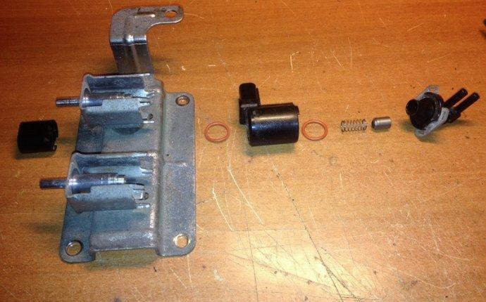 И снова клапана управления заслонкой впускного коллектора