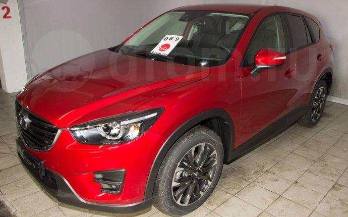 Купить Mazda CX-5 2017 в Екатеринбурге, Опции: Светодиодные фары