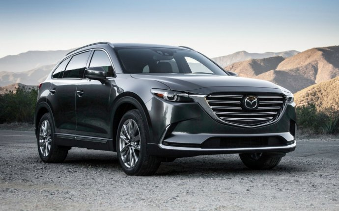 Купить Mazda CX-9 2016-2017: комплектации и цены у официальных дилеров