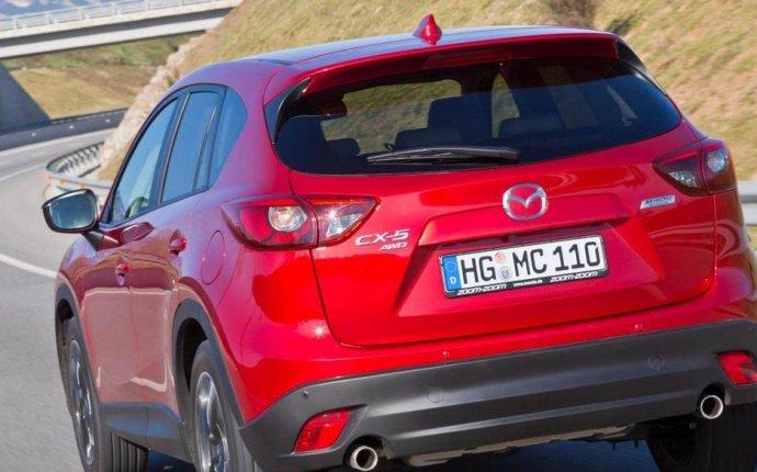 Купить Мазда СХ-5 2017 🚘 цена на новый Mazda CX-5 у официального