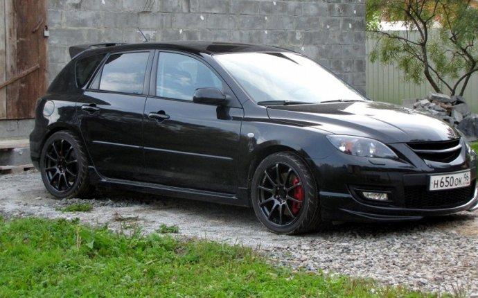 Mazda 3 MPS 2,3 TURBO | DRIVE2