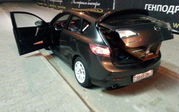 Мазда 3 Универсал? Пфф… Легко! — logbook Mazda 3 2.5 GT OMEN