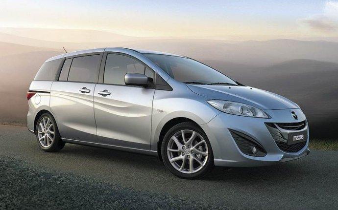 Mazda 5 - обзор, цены, видео, технические характеристики
