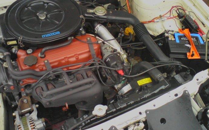 Mazda 626 FE Engine | DRIVE2