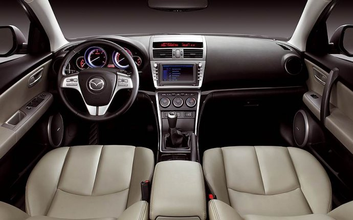 Mazda 6 — идеальная машина для приведения в порядок расшатанной