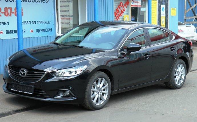 Mazda 6 NEW A/T напрокат без водителя за 3200 руб./сутки - id: 289023