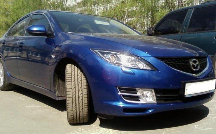 Mazda 6 Синяя Роза | DRIVE2