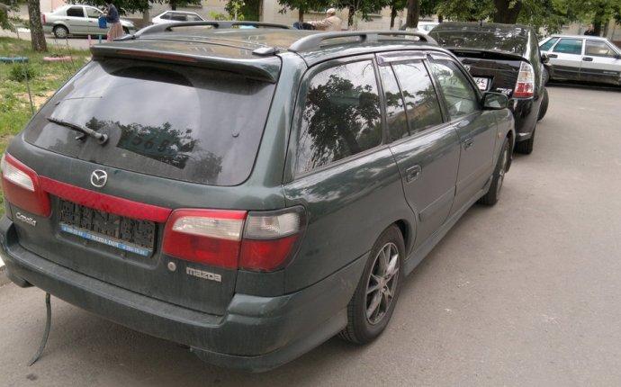 Mazda Capella 2 года, 2 литра, Добрый день уважаемые читатели