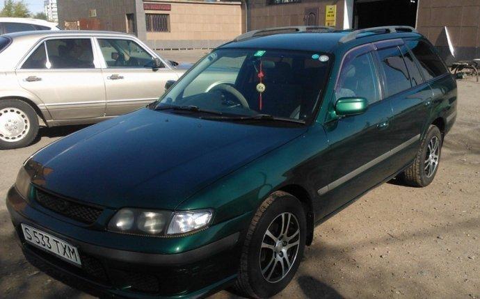 Mazda Capella wagon | DRIVE2