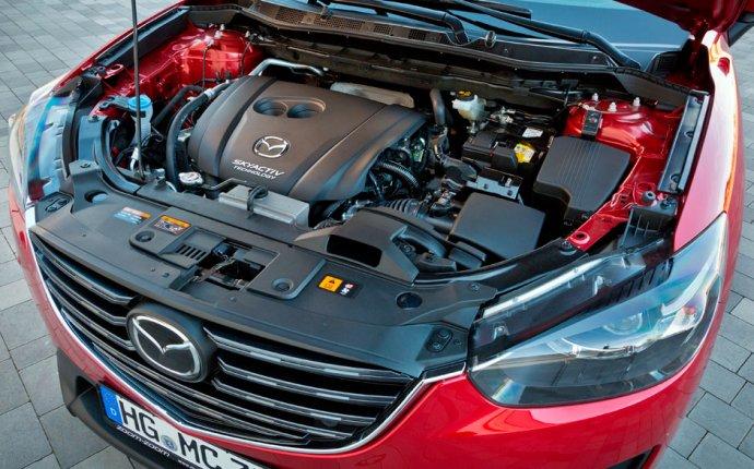 Mazda CX-5 2016 цена в России
