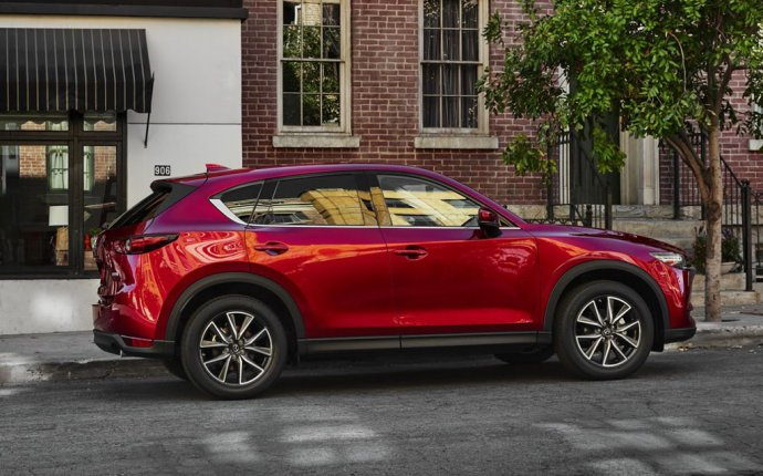 Mazda CX-5 II (2017-2018) - фото, цена, характеристики Мазда СХ-5