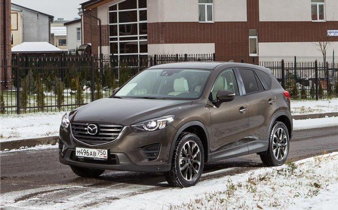 Mazda CX-5 - обзор, цены, видео, технические характеристики Мазда СХ-5