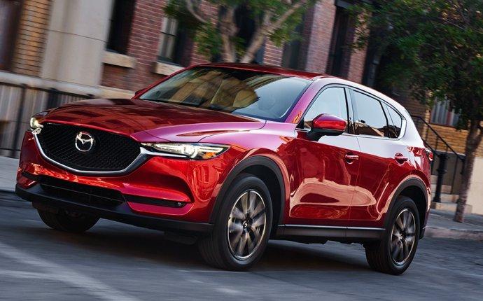 Mazda CX-5 второго поколения: вся информация о новинке