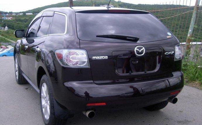 Mazda CX-7 2006, 2007, 2008, 2009, suv, 1 поколение, ER