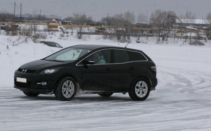 Mazda CX-7 2.3 турбо | DRIVE2