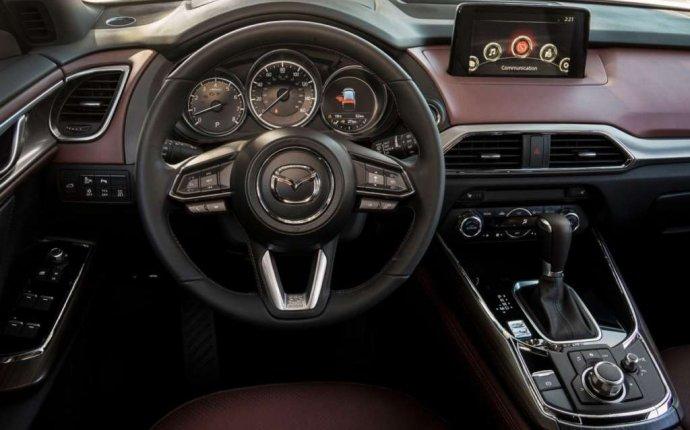 Mazda CX-9 2017. Явные и скрытые достоинства большого кроссовера