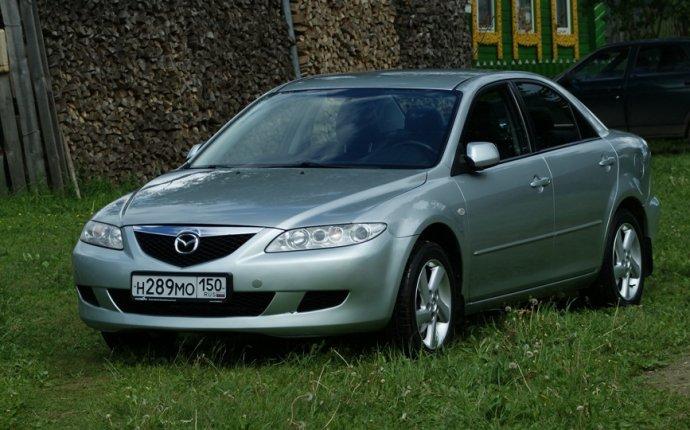 Mazda фото
