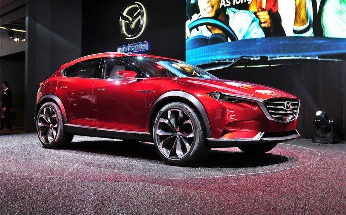 Mazda Koeru Concept 2016 2017 фото видео, цена, отзывы