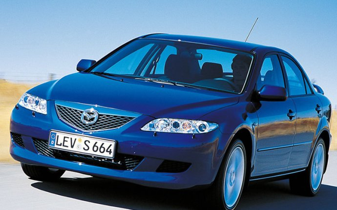 Mazda Mazda6 2002, 2003, 2004, 2005, седан, 1 поколение, GG