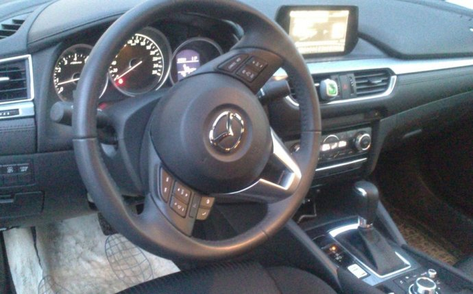 Mazda Mazda6 2015, 2.5л., Всем привет, AT, тип кузова Седан, бензин