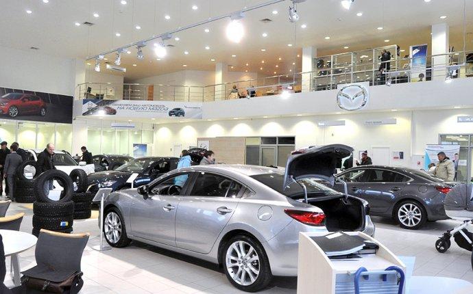 Mazda Независимость - официальный дилер Мазда в Москве