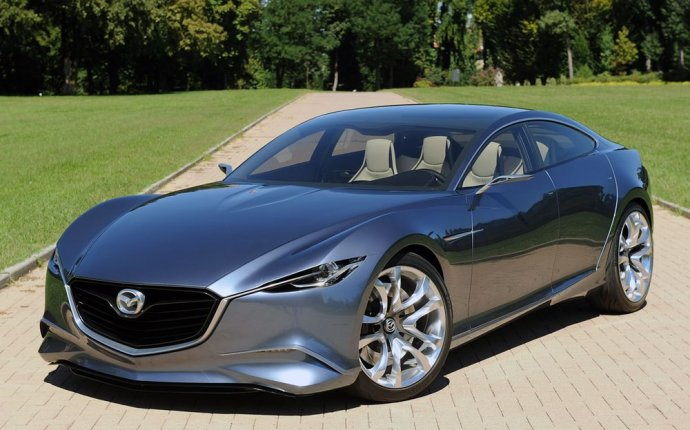 Mazda показала концепт Shinari — основу дизайна новых машин марки