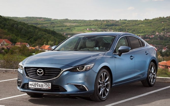 Mazda - полный каталог моделей, характеристики, отзывы на все