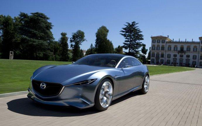 Mazda разгон до 100