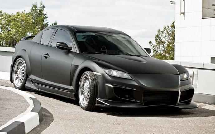 Mazda RX-8 матово-роторное чудовище | DRIVE2