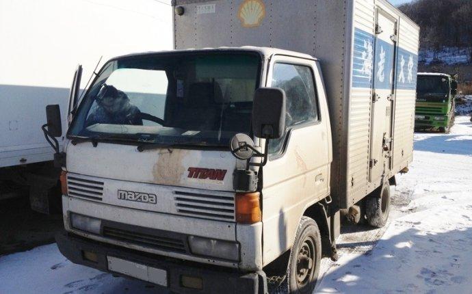 мазда титан | Диагностика и ремонт грузовиков