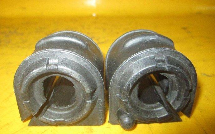 Можно ли заменить втулки переднего стабилизатора на яме и как