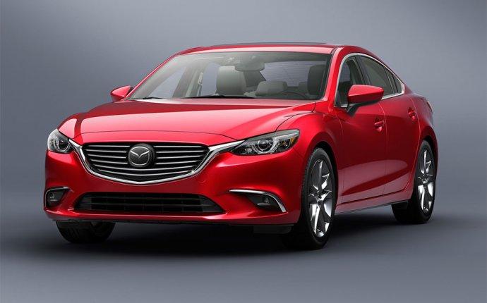 Новая Mazda 6 (рестайлинг Мазда 6) 2015 2016 фото цена