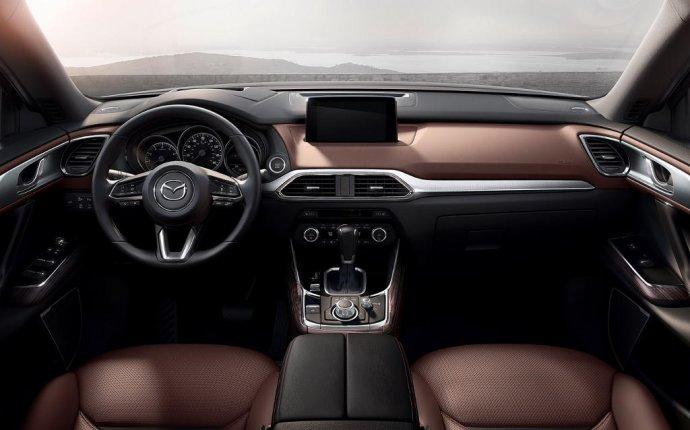 Новая Mazda CX-9 2016: цена, фото, характеристики, видео CX-9 2