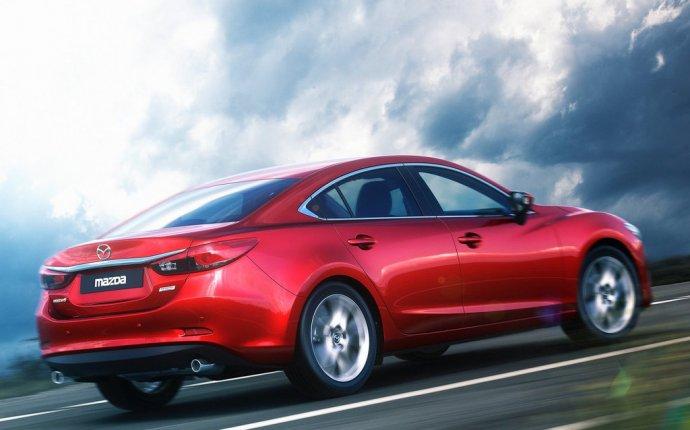 Новые автомобили Mazda CX-5 и Mazda 6 2015 года в наличии в Рольф
