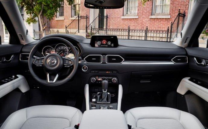 Новый кроссовер Mazda CX-5 стал умнее предшественника — Российская