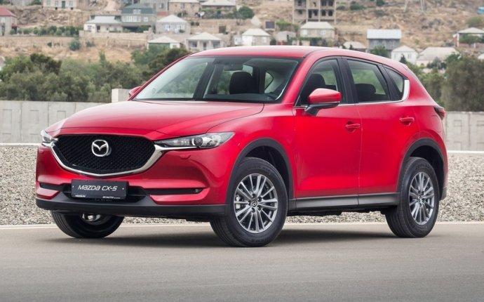 Новый кроссовер Mazda CX-5: все цены в России — Авторевю