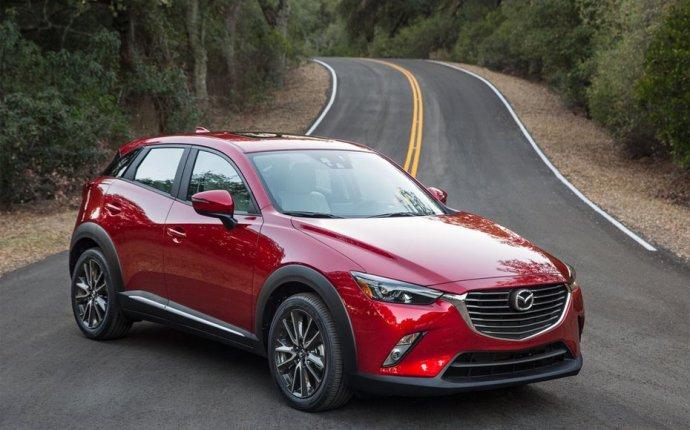 Новый Mazda CX-3 (Мазда СХ 3) 2015 2016 фото цена, характеристики