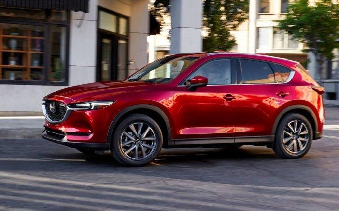 Новую Mazda CX-5 привезут в Россию в 2017 году :: Autonews