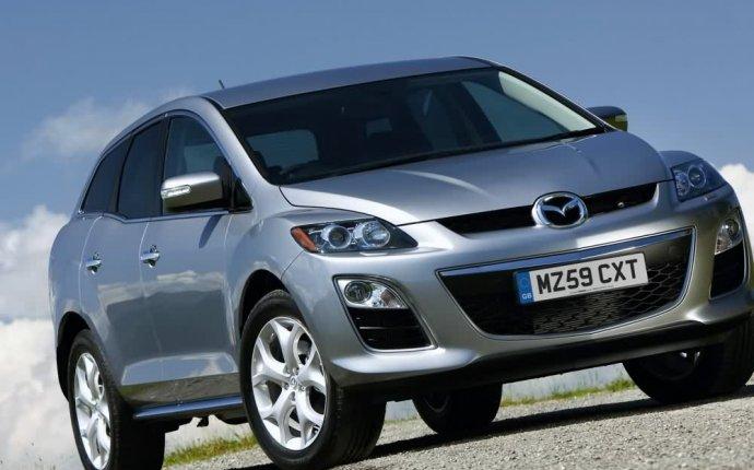 Обзор модели Mazda CX 7