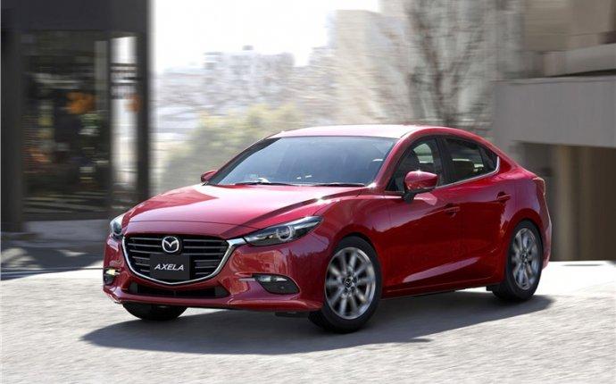 Одноклассники и конкуренты Mazda 3